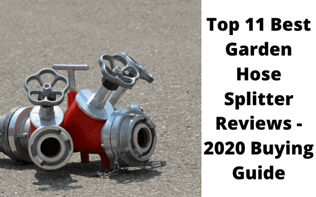 Best Garden Hose Splitter