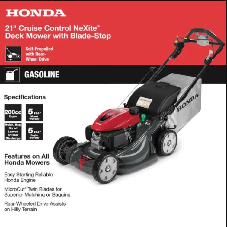 Honda HRR Blade Set: Best blade for Honda lawn mowers